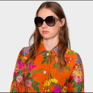 BRAND NEW GUCCI GG0226SK 001 Sunglasses